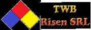TWB Risen Logo
