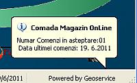 Preluare comenzi Magazin Online